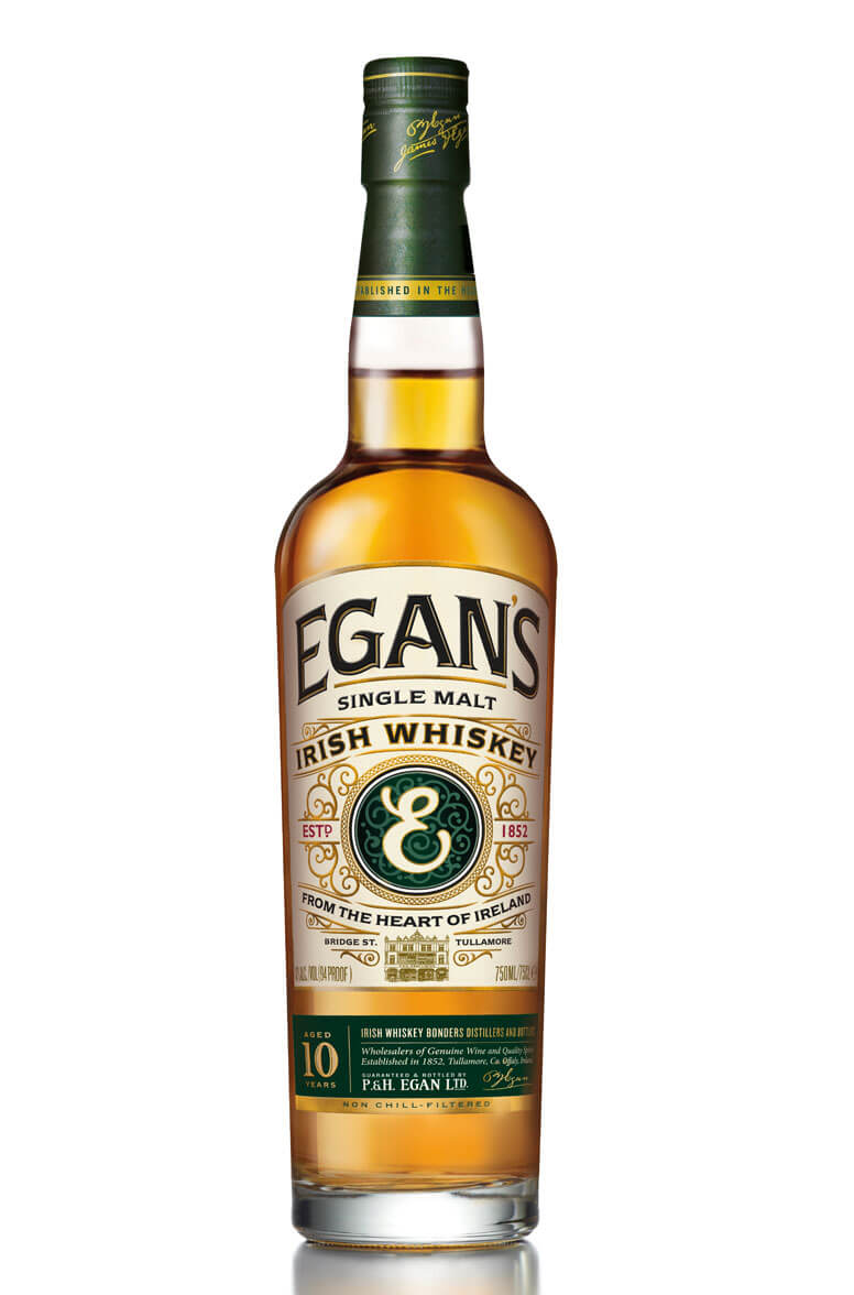 Egan's 10 year Old Single Malt