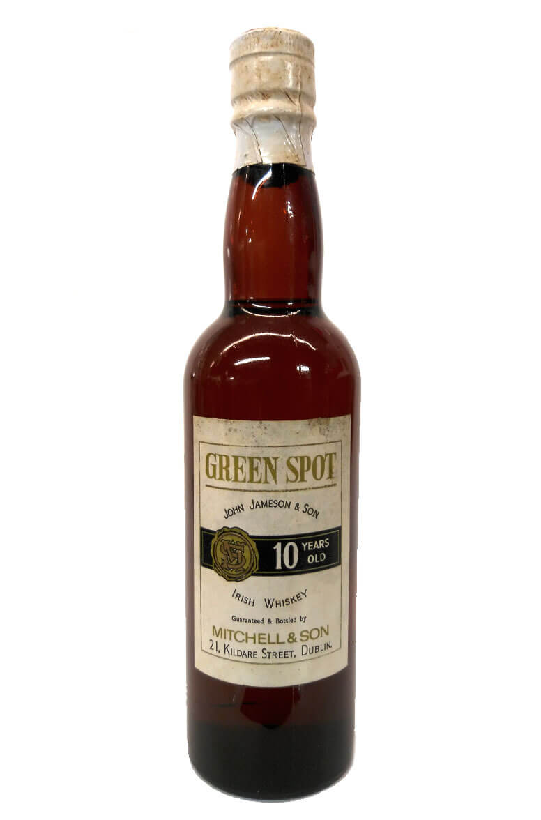 Green Spot 10 Year Old Half Bottle