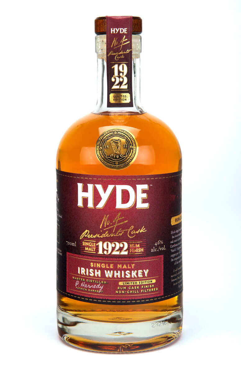 Hyde 1922 Rum Finish Single Malt