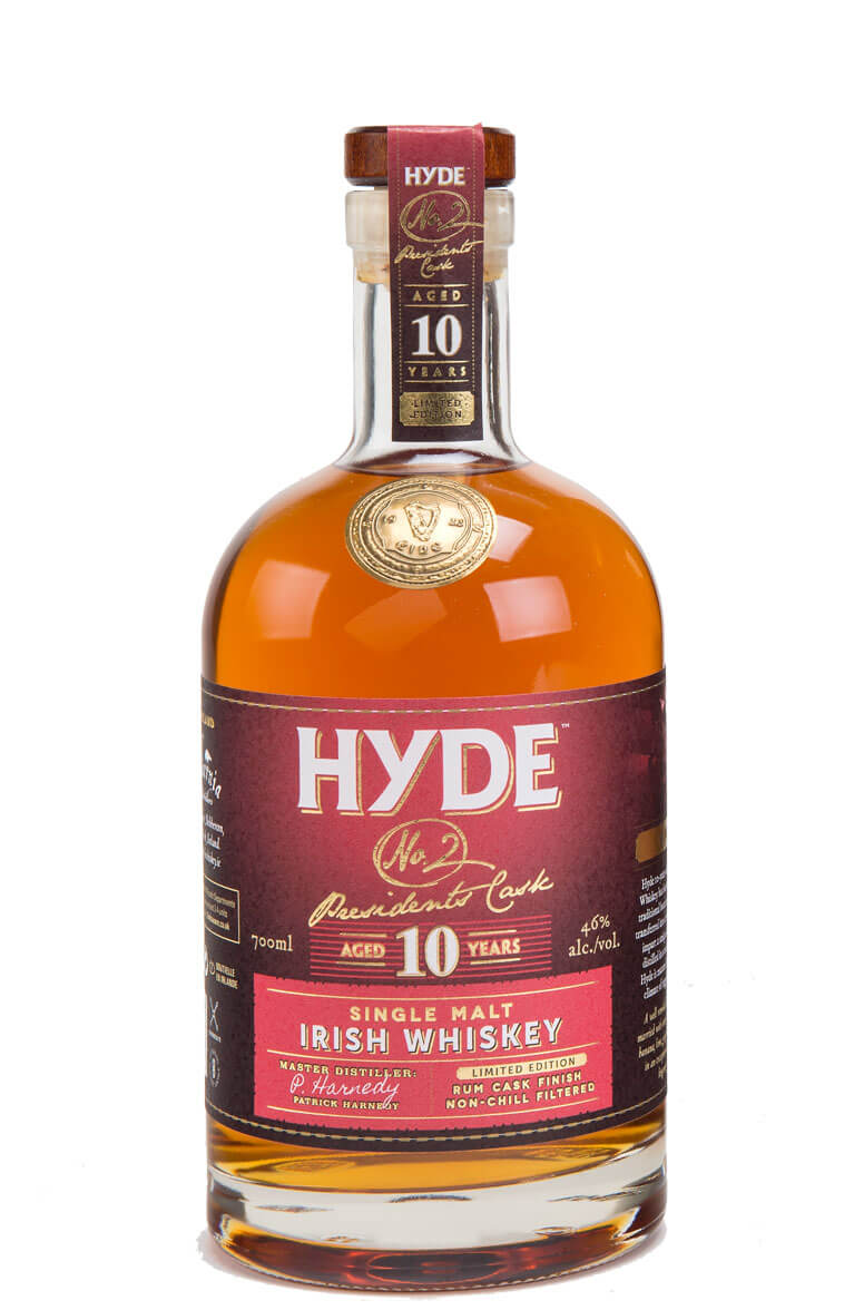 Hyde 10 Year Old Rum Cask Finish