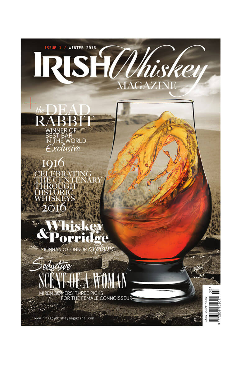 Irish Whiskey Magazine Subscription- Irish Subscription