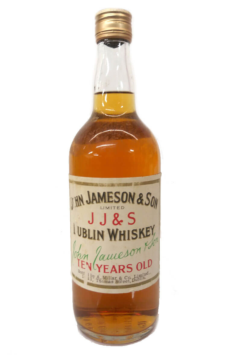 Jameson 10 Year Old A Millar Bottling