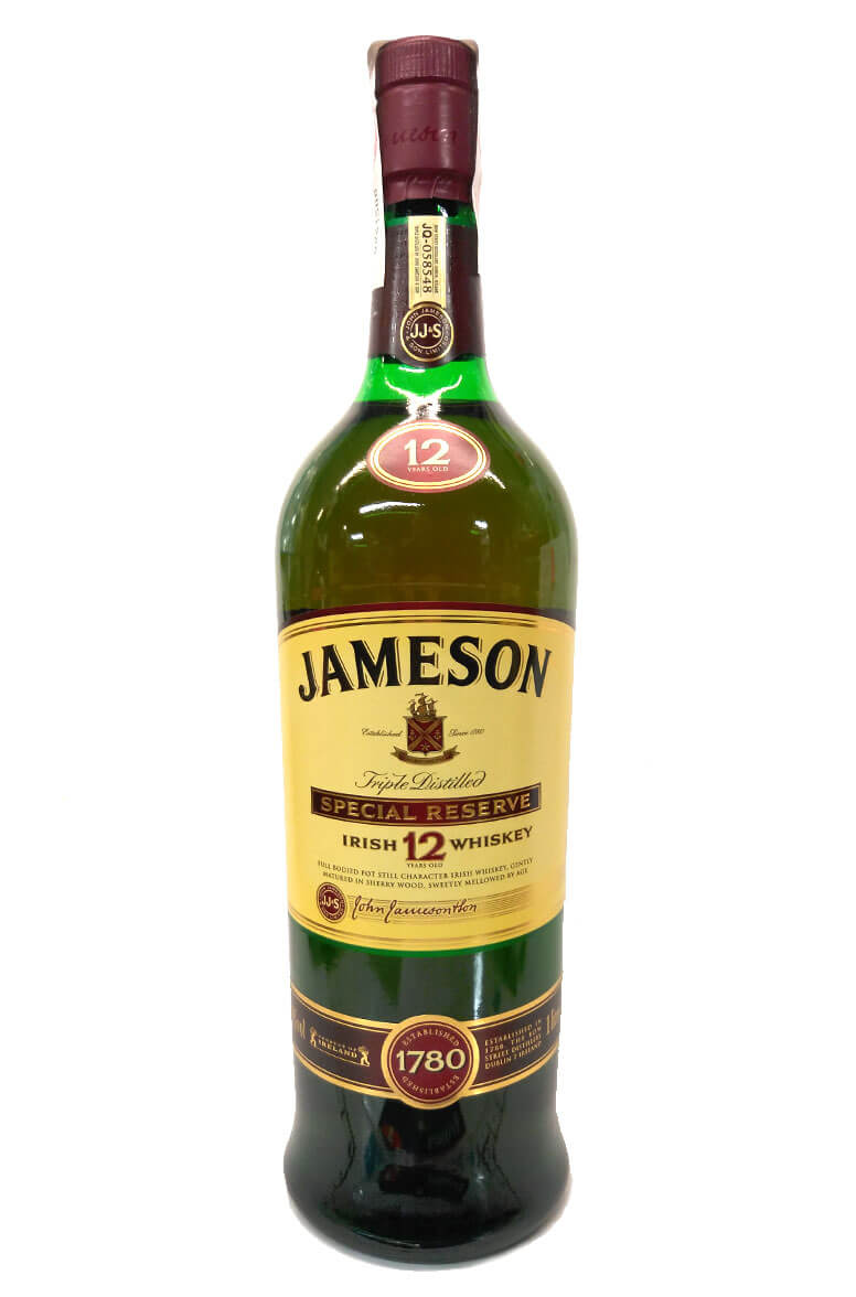 Jameson 12 Year Old Litre
