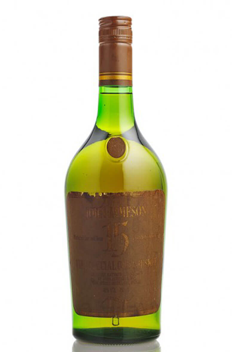 Jameson 15 Year Old Brown Label