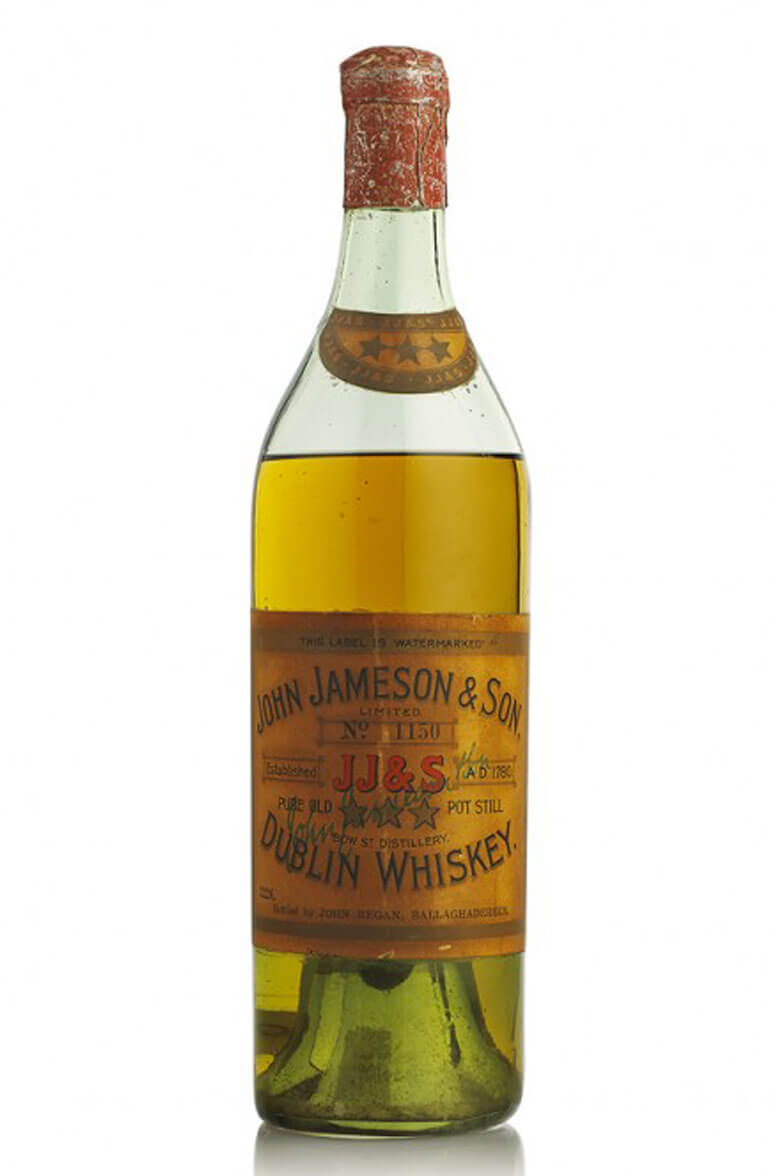 Jameson J Regan Bottling