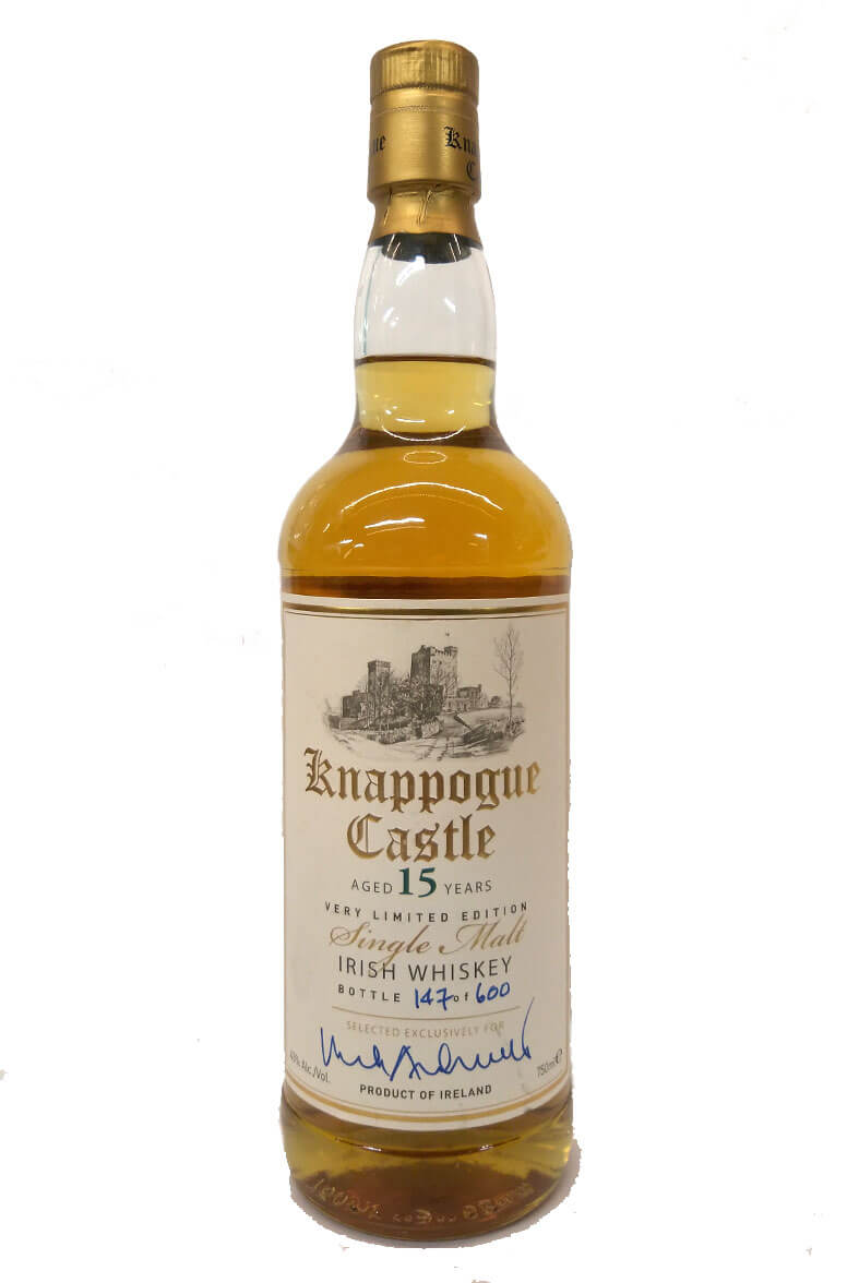 Knappogue Castle 15 Year Old Limited Edition