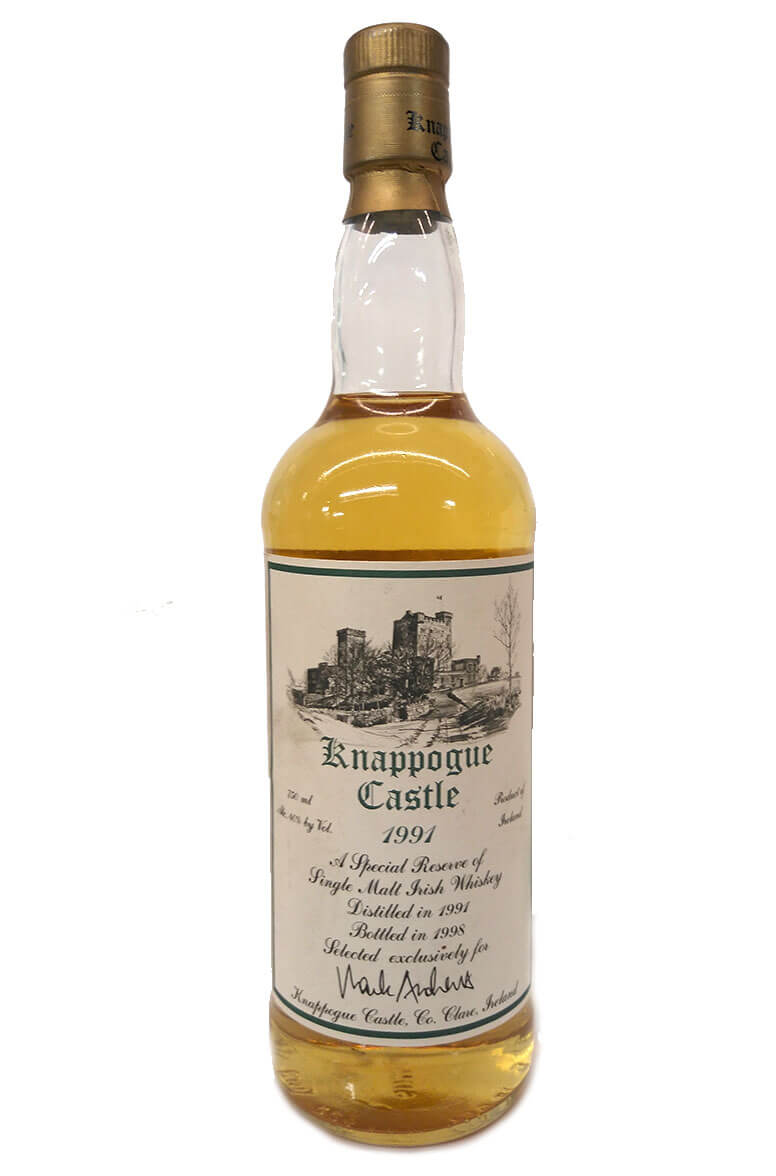 Knappogue Castle 1991 Single Malt