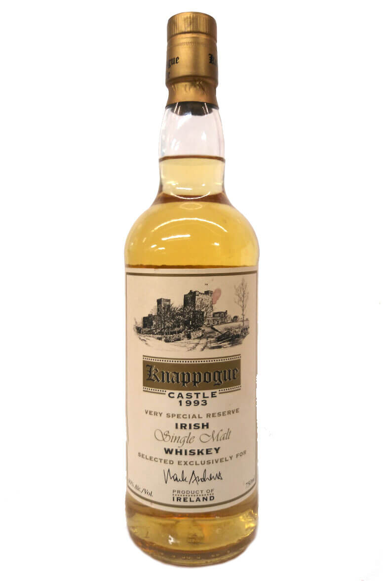 Knappogue Castle 1993 Single Malt