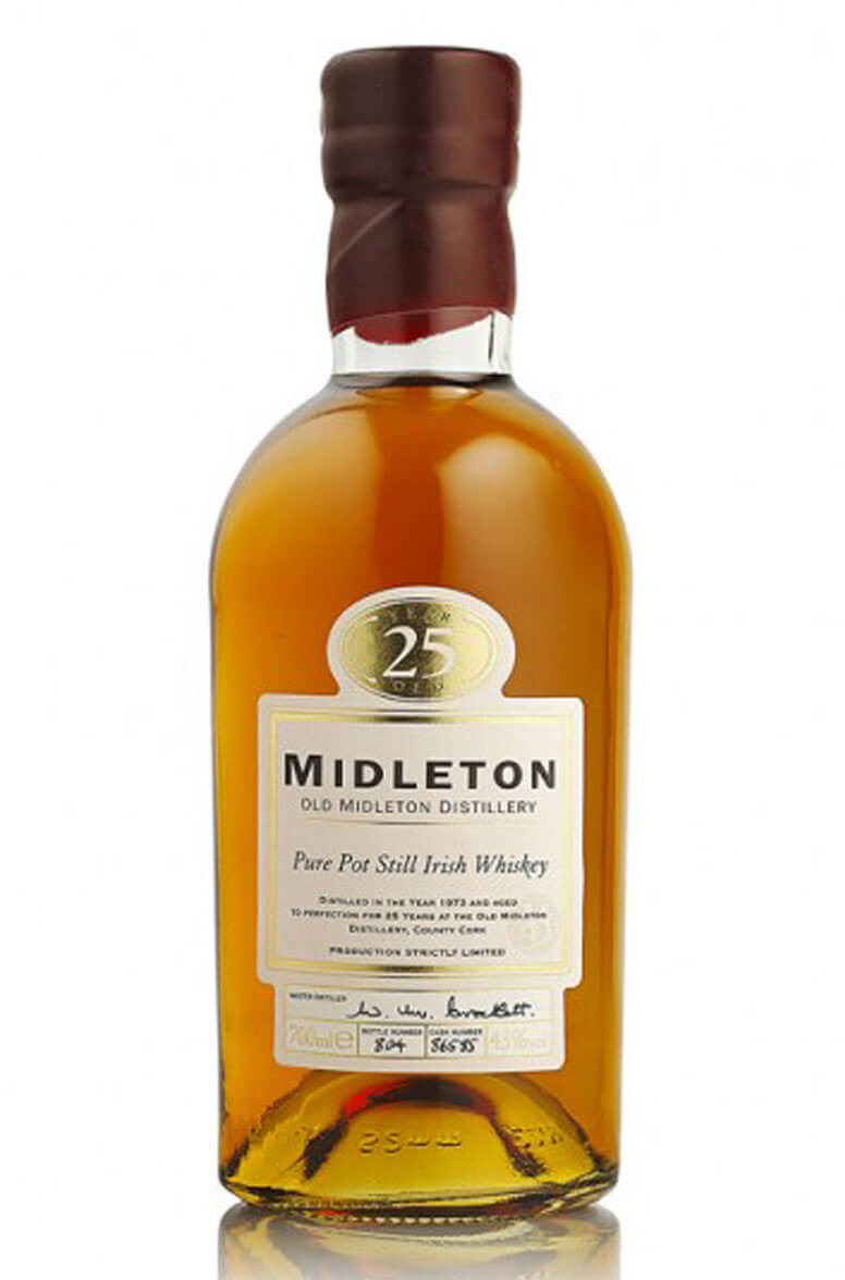 Midleton 25 Year Old Pure Pot Still