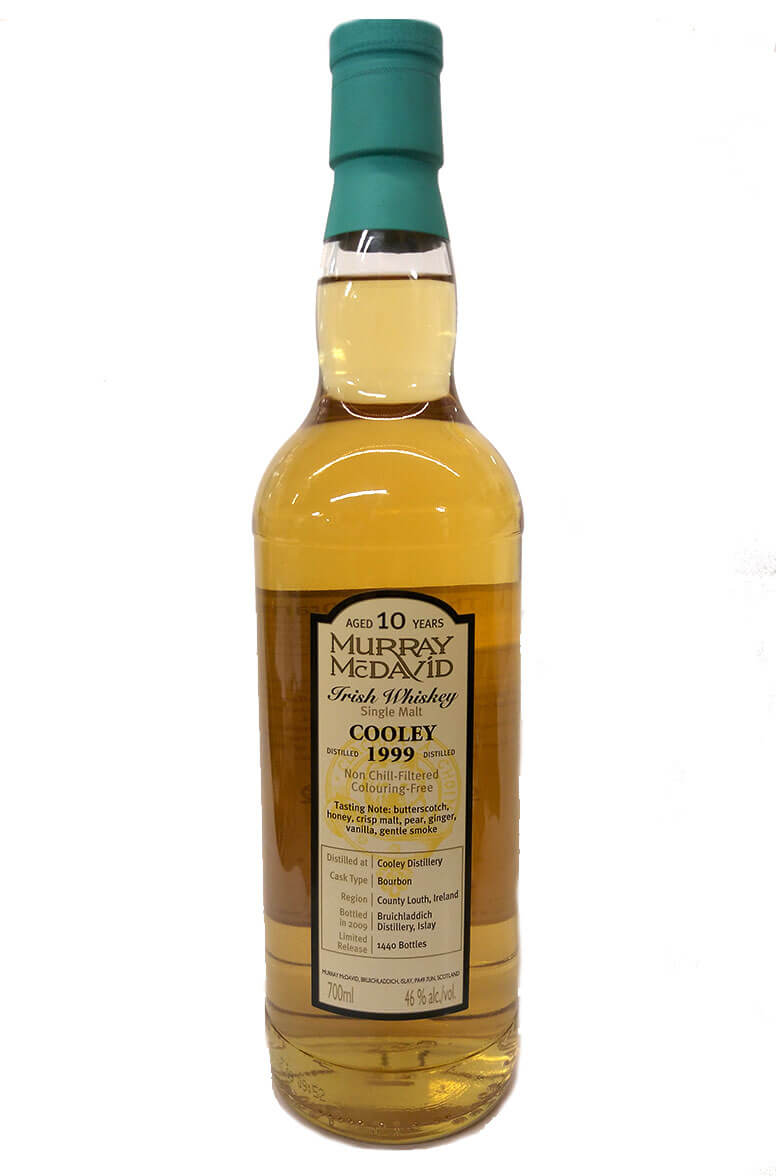 Murray McDavid 1999 Cooley Single Malt