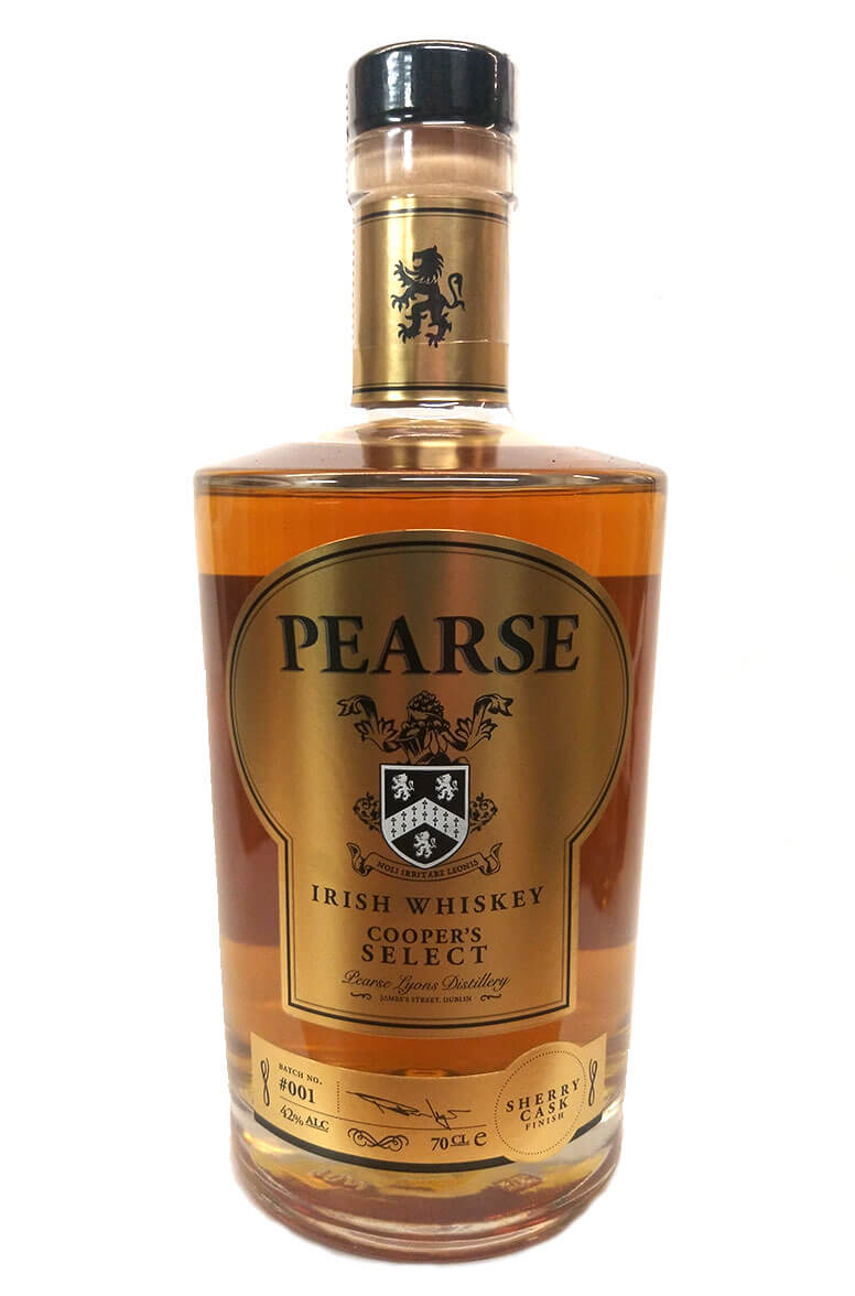 Pearse 'Coopers Select' 7 Year Old Sherry Finish