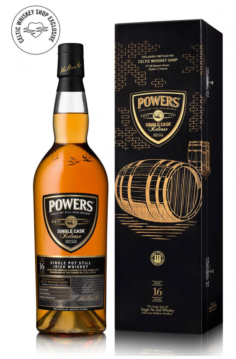 Powers 16 Year Old Single Cask 285