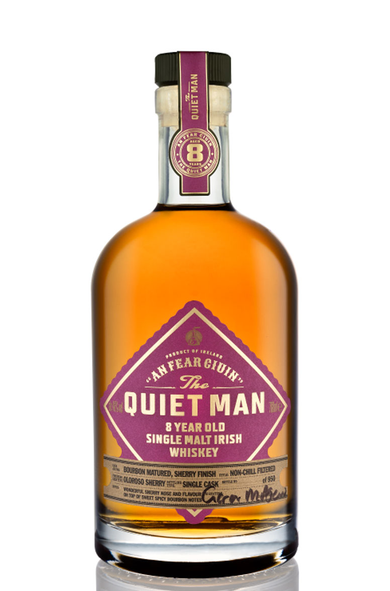 The Quiet Man 8 Year Old Oloroso Cask