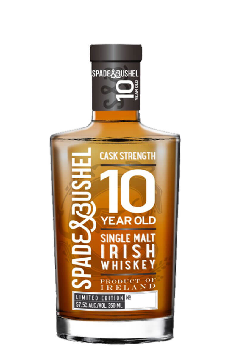 Spade and Bushel 10 Year Old Cask Strength