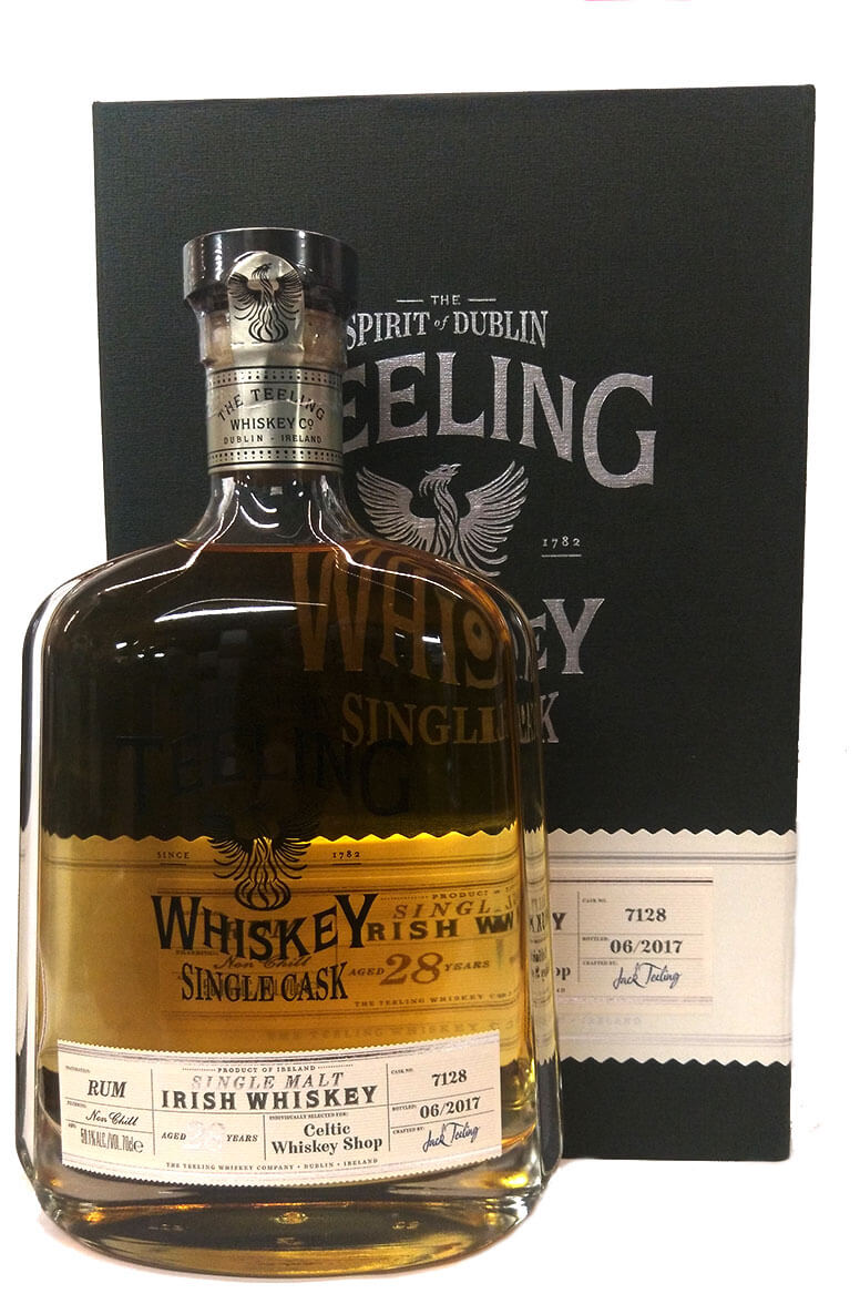 Teeling Vintage Reserve Single Cask 28 Year Old