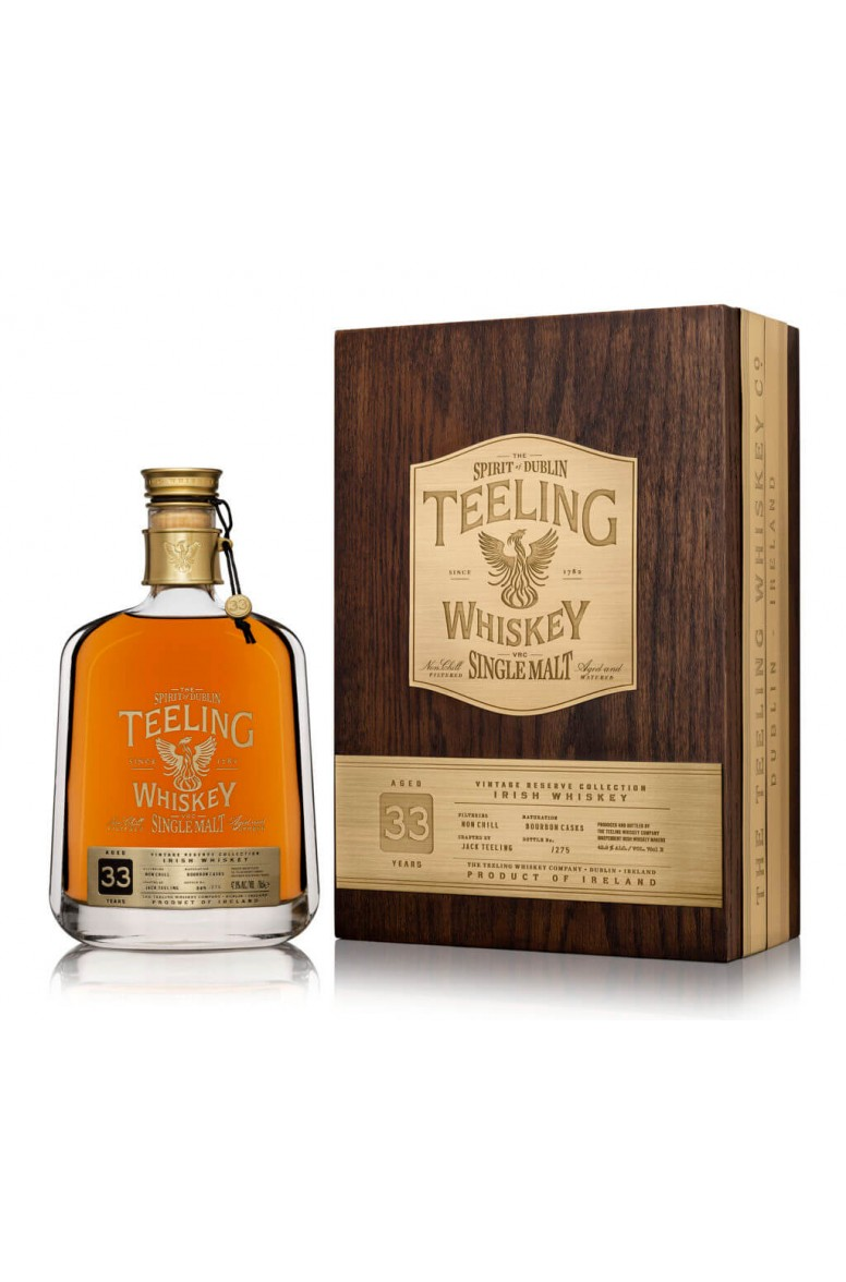 Teeling 33 Year Old Single Malt