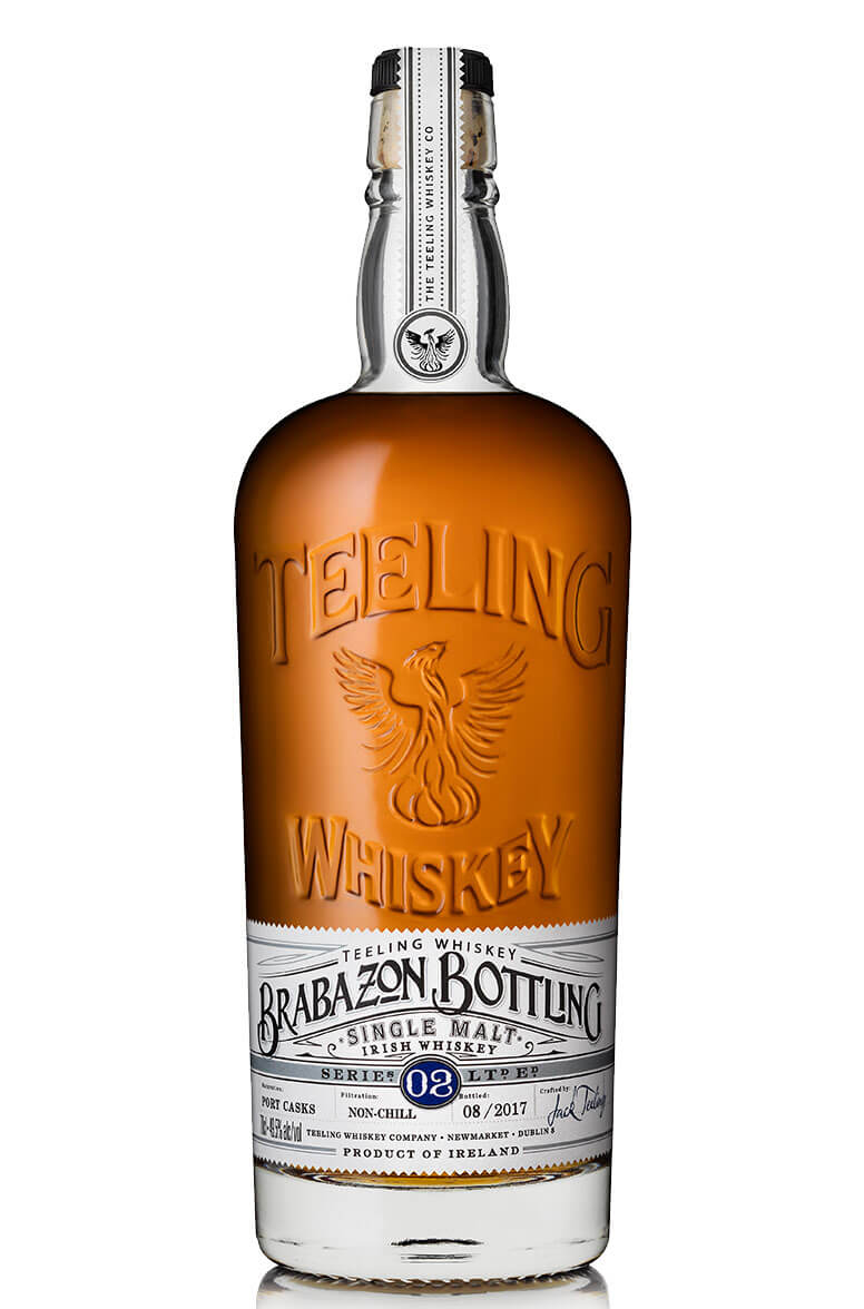 Teeling Brabazon Single Malt Batch 2