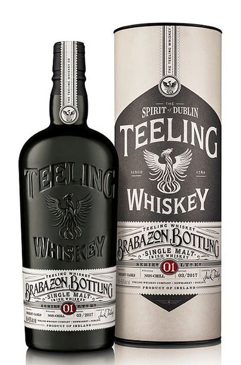 Teeling Brabazon Single Malt Volume 1