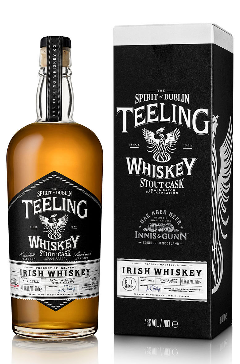 Teeling Innis and Gunn Stout Cask