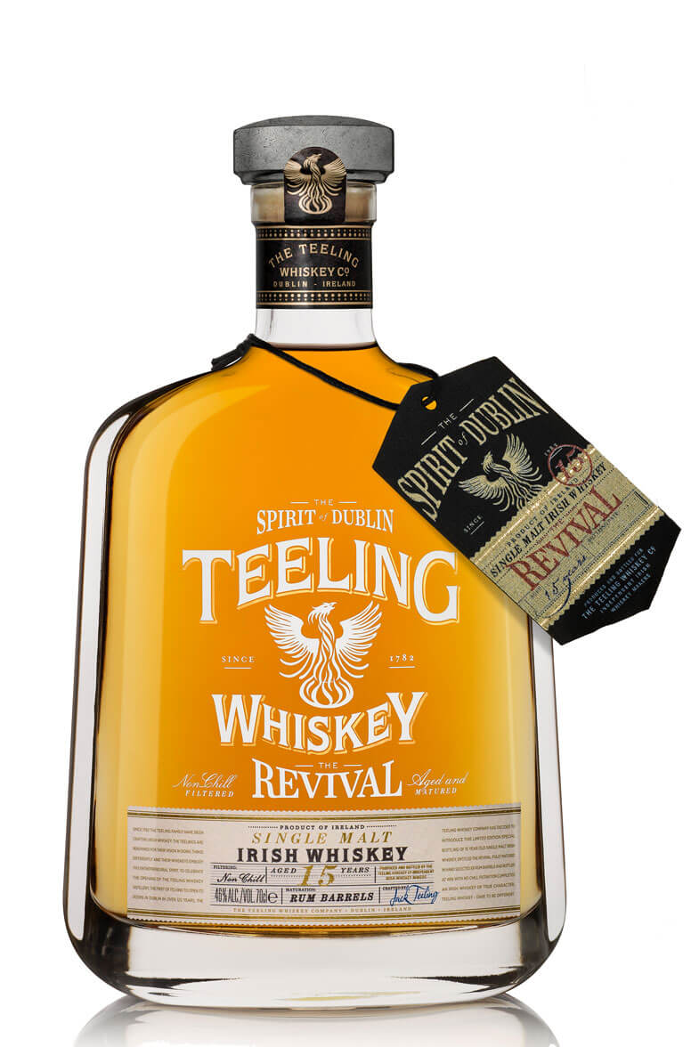 Teeling The Revival 15 Year Old Single Malt