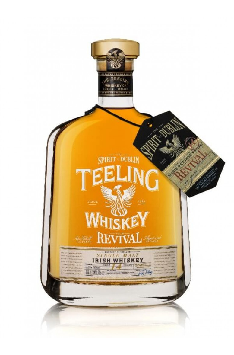 Teeling Revival Volume III 14 Year Old Single Malt