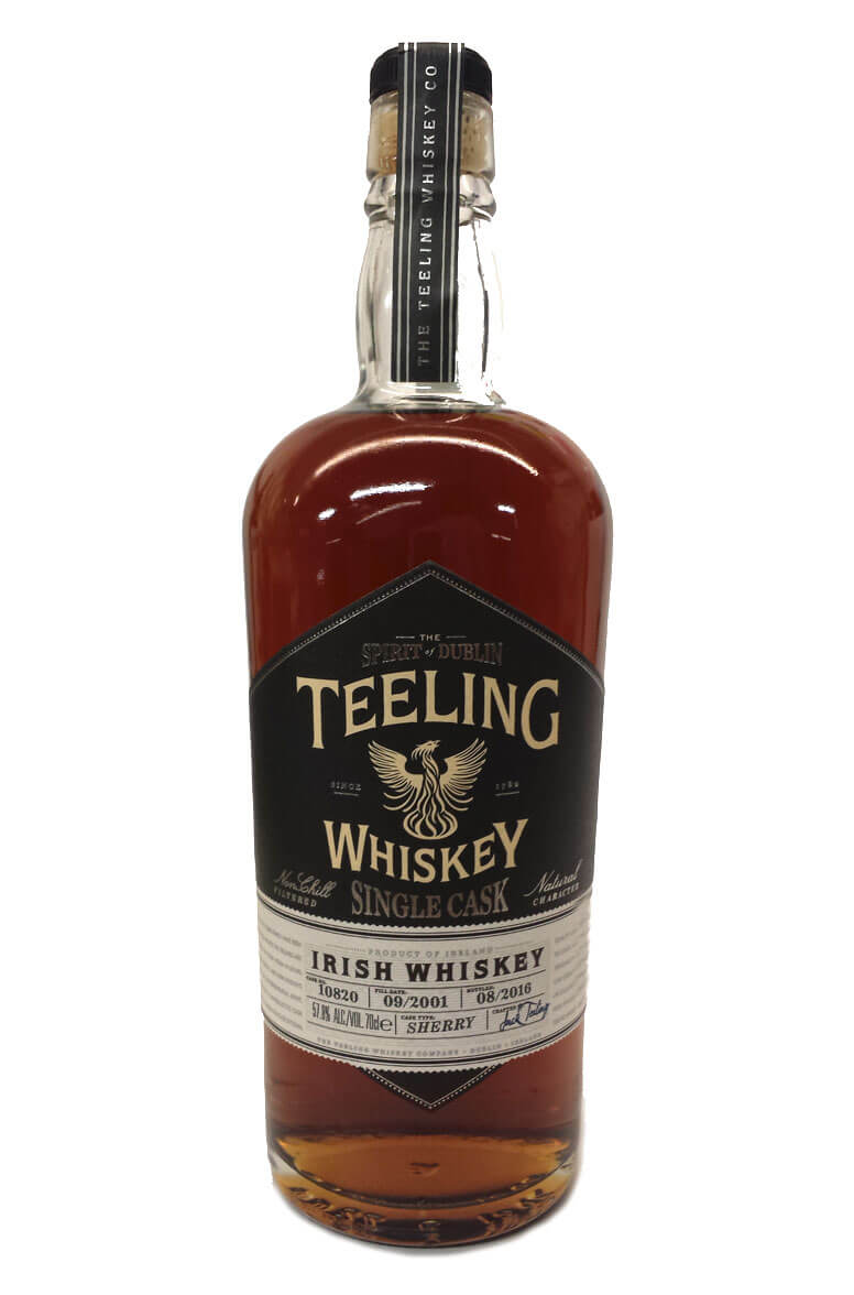 Teeling Single Cask 10820 Sherry Cask