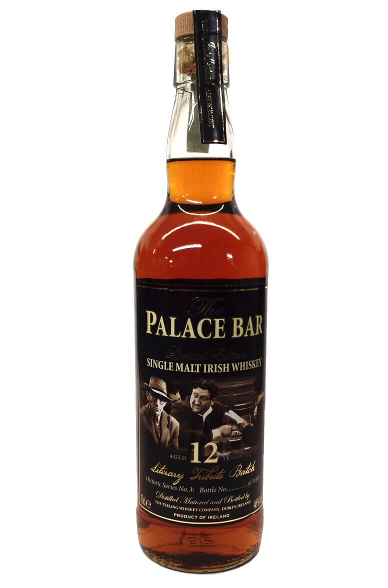 Palace Bar 12 Year Old Single Malt