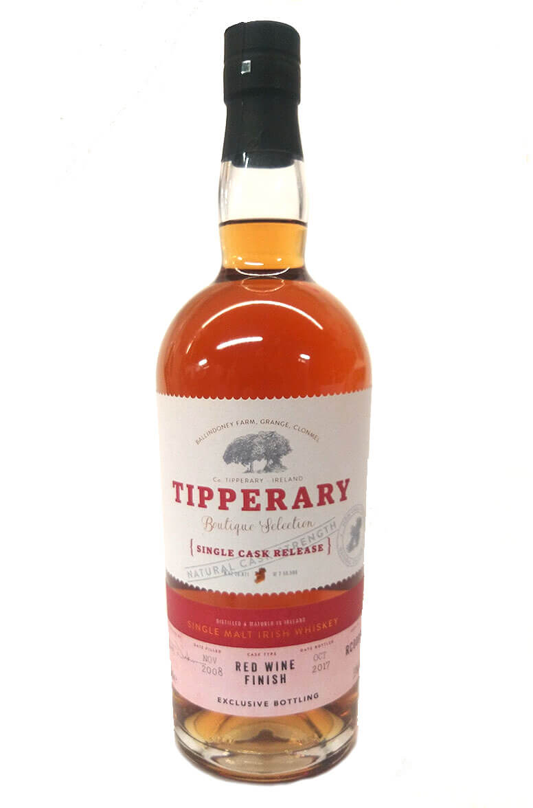 Tipperary Red Wine Cask 2008
