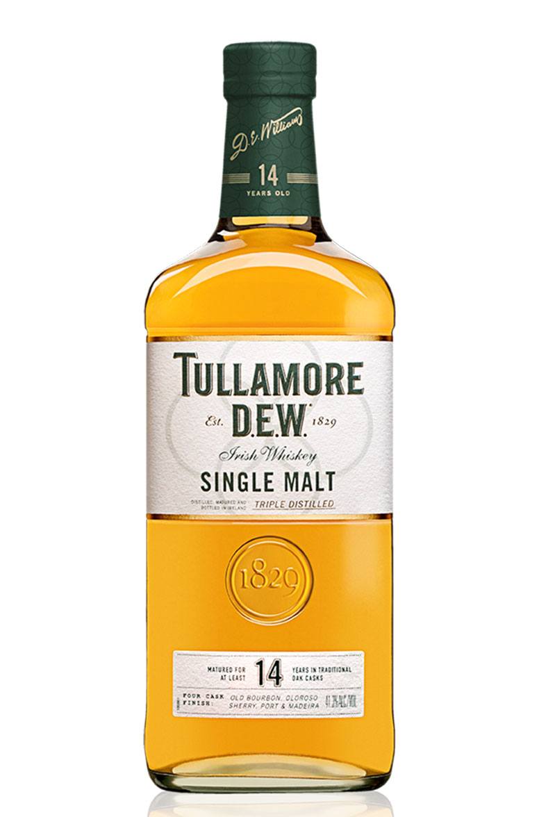 Tullamore Dew 14 Year Old Single Malt