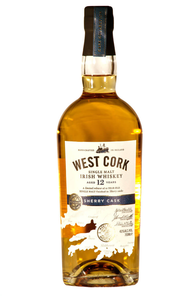 West Cork 12 Year Old Sherry Finish