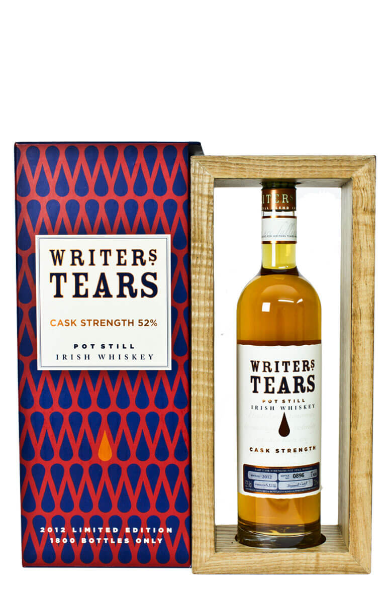 Writers Tears Cask Strength 2012 Release