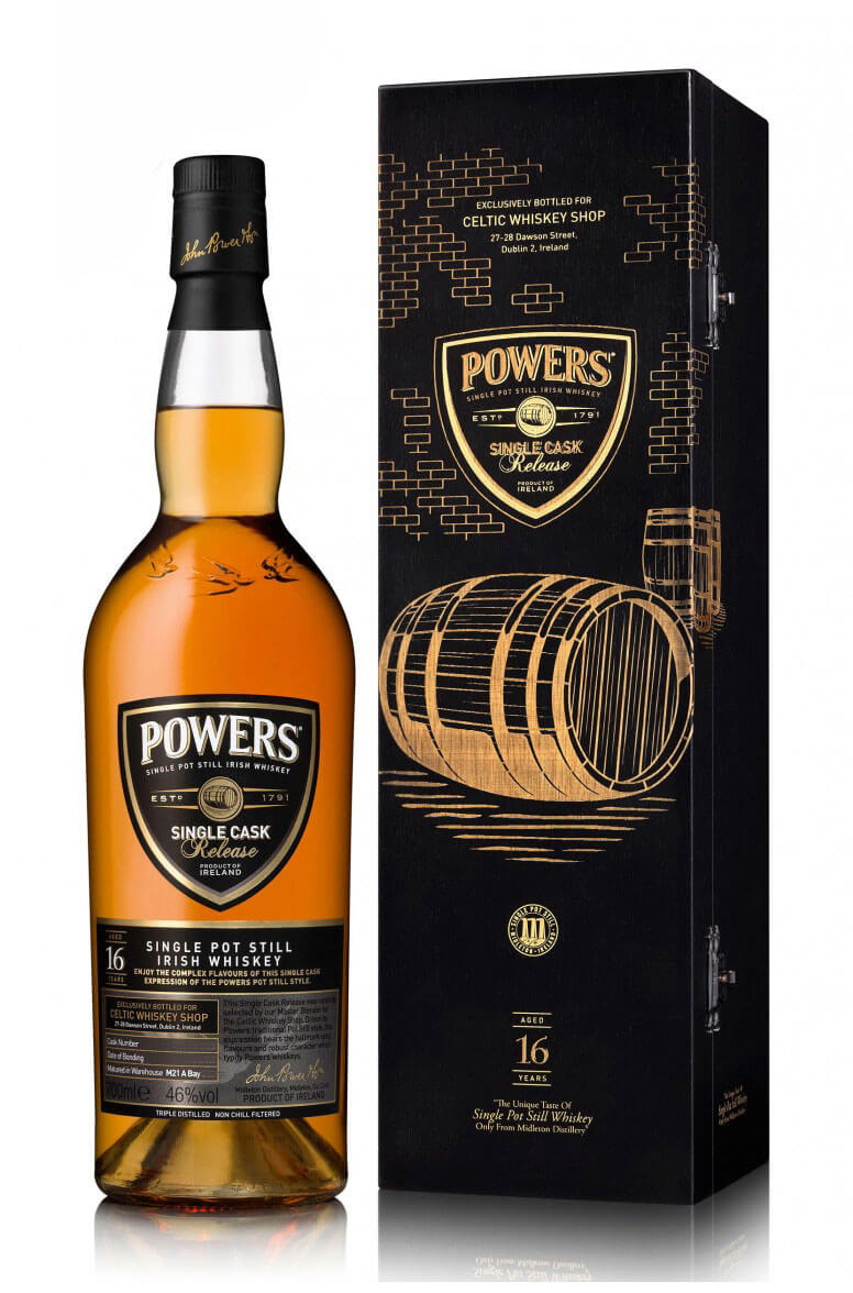Powers 16 Year Old Single Cask 284