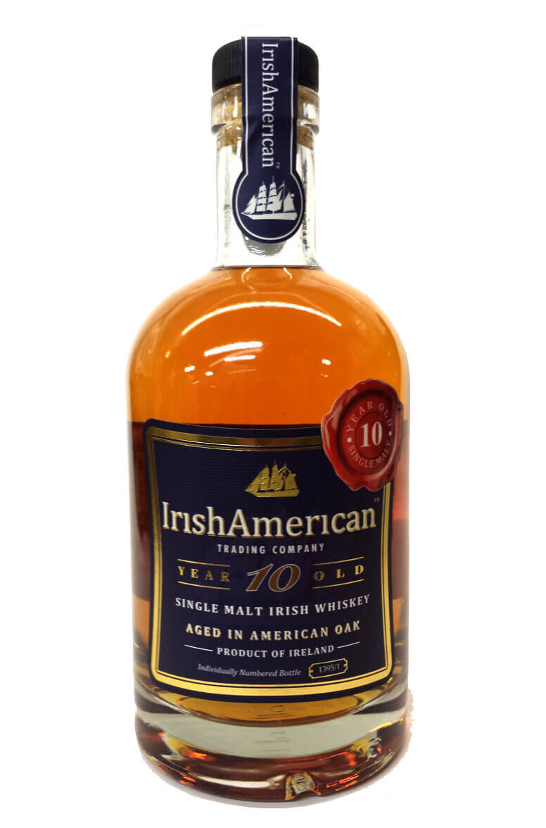 Irish American 10 Year Old Single Malt