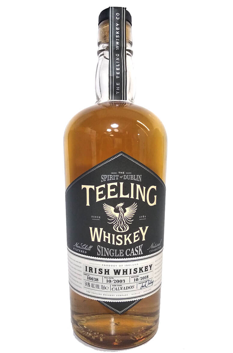 Teeling Single Cask 16638 Calvados