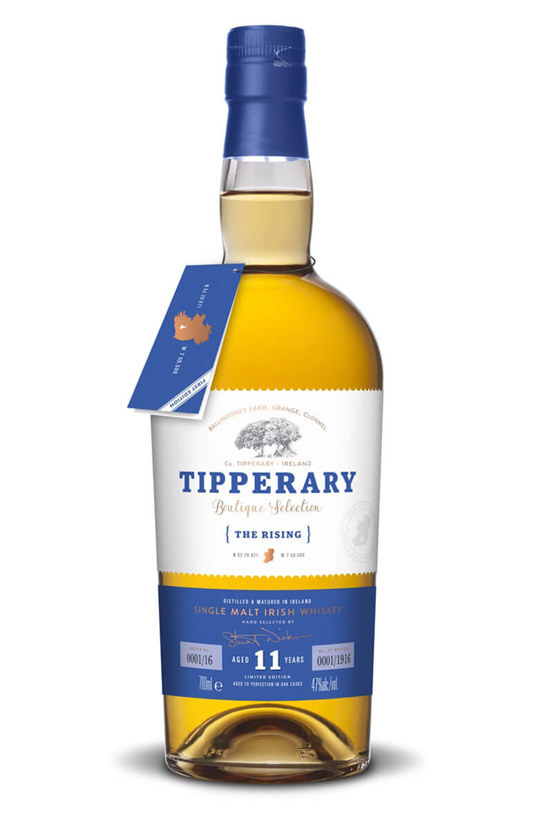 Tipperary The Rising 11 Year Old Single Malt