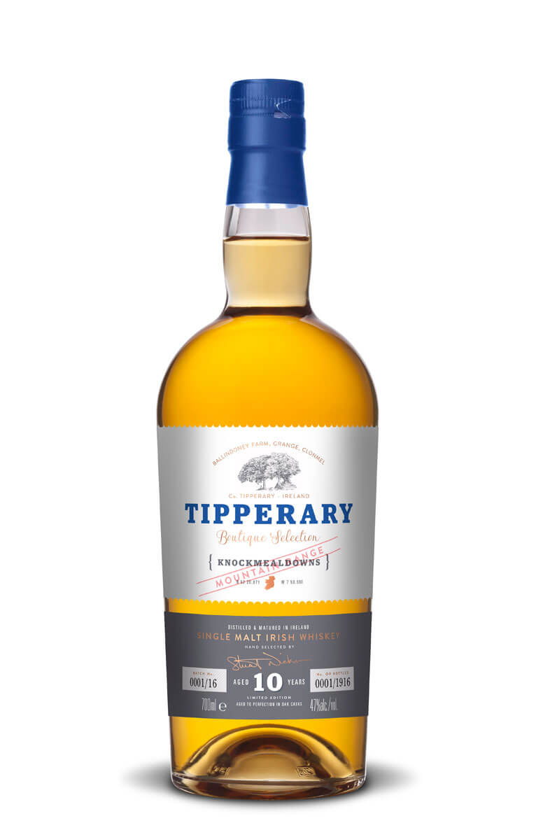 Tipperary Knockmealdowns 10 Year Old Single Malt