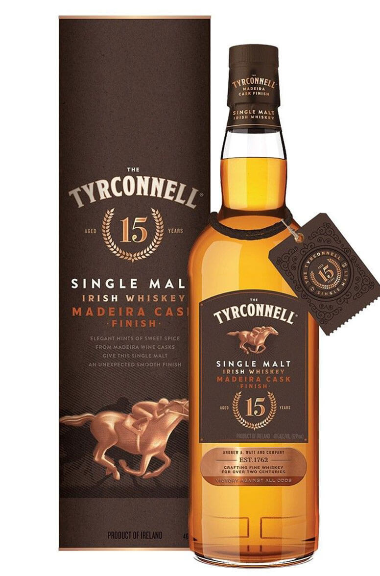 Tyrconnell 15 Year Old Madeira Finish