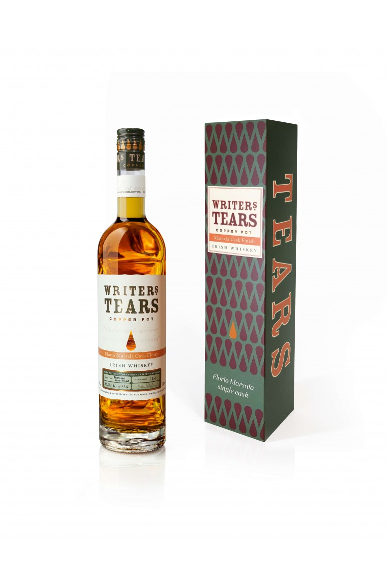 Writers Tears Copper Pot Florio Marsala Cask Finish
