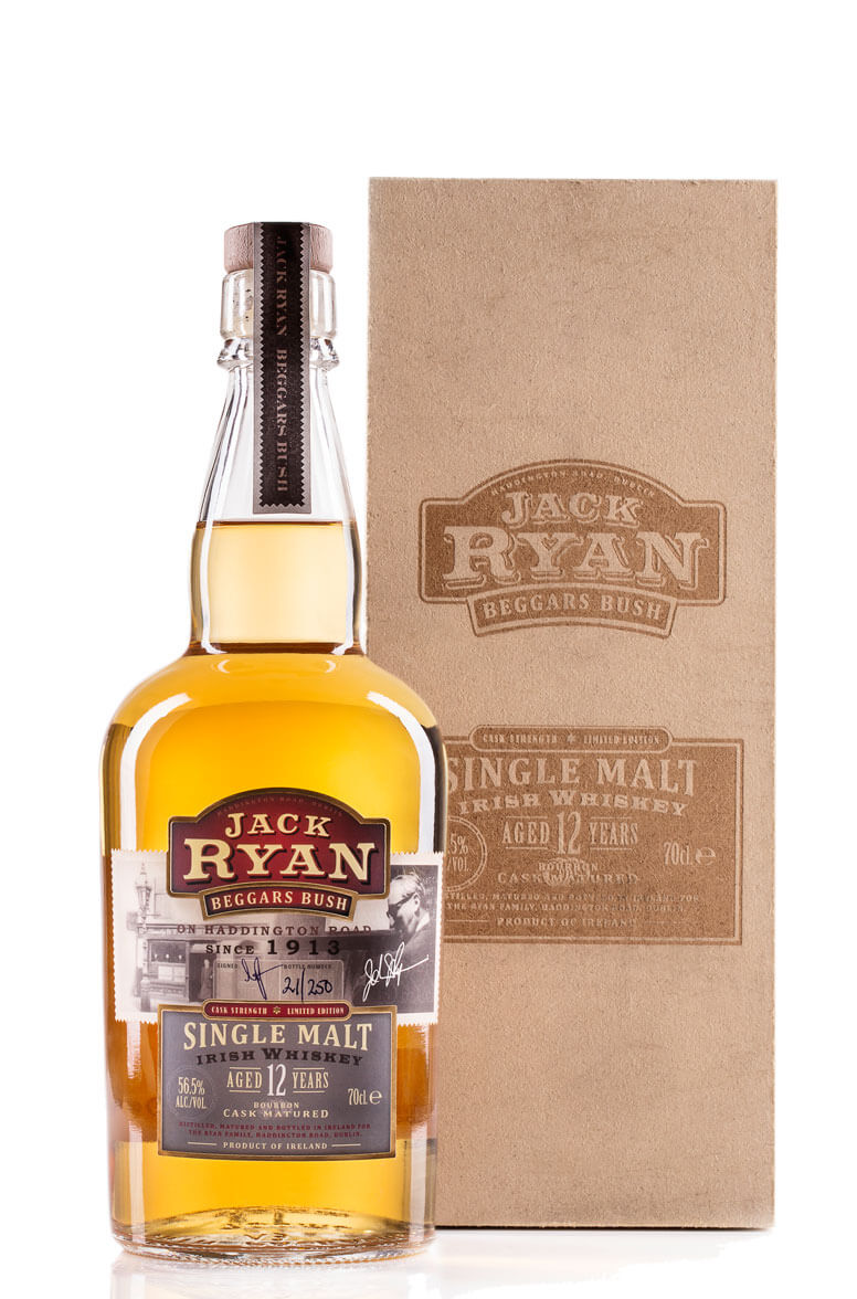 Jack Ryan's 12 Year Single Malt Cask Strength