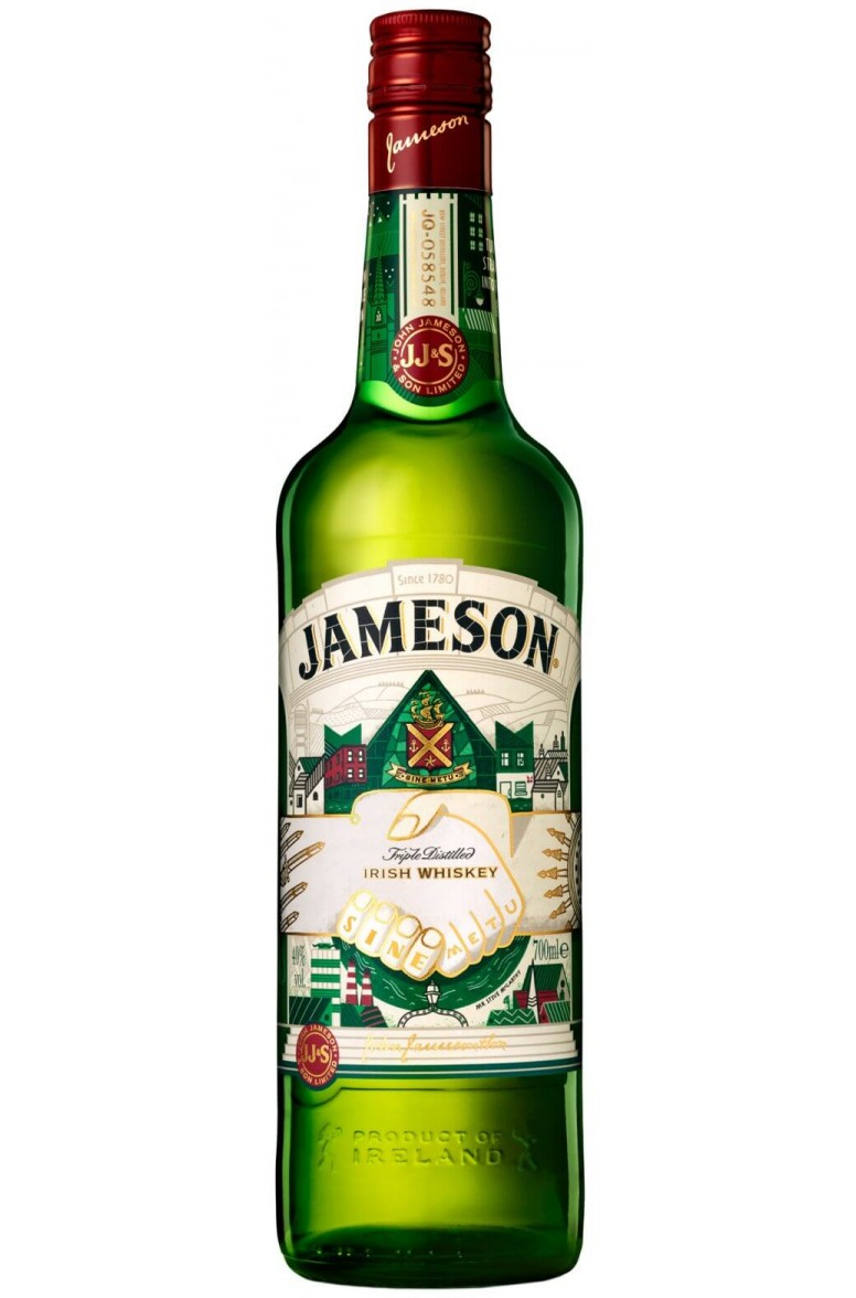 Jameson St. Patrick's Day 2017 Limited Edition