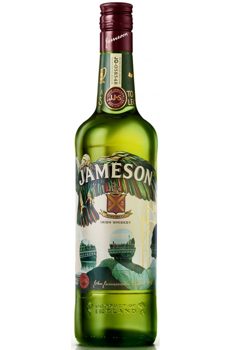 Jameson St. Patrick's Day 2018 Limited Edition
