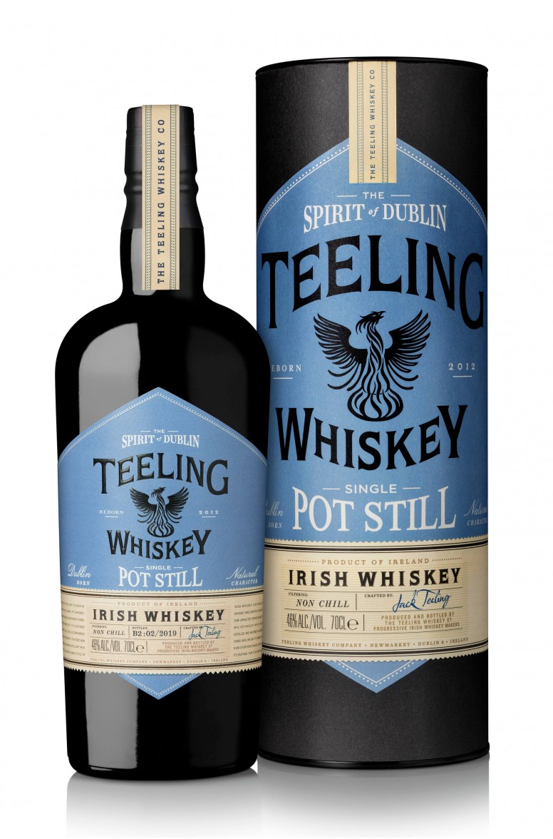 Teeling Single Pot Still Batch 2