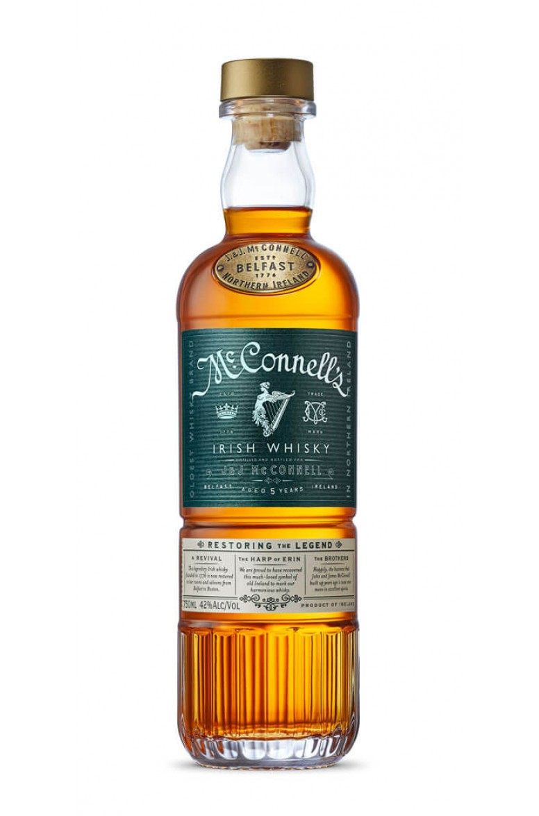 McConnells Irish Whisky