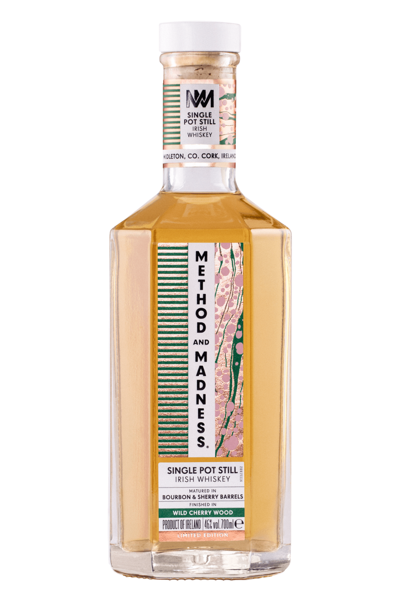 Method & Madness Single Pot Still Wild Cherry Wood