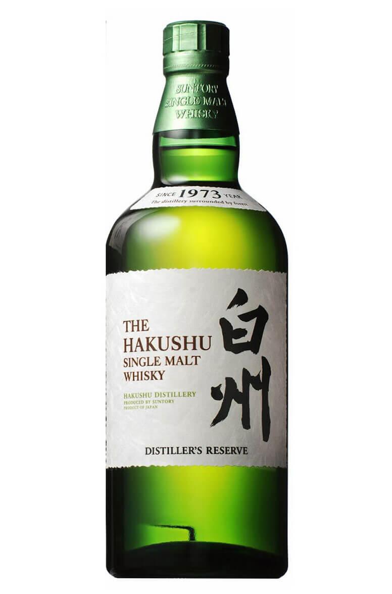 Suntory Hakushu Distiller's Reserve Single Malt