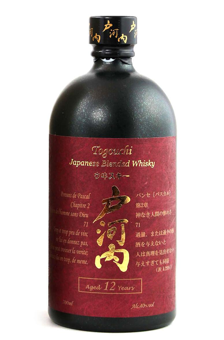 Togouchi 12 Year Old Japanese Blended Whiskey