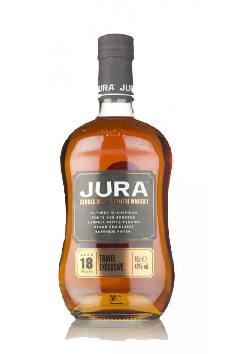 Isle of Jura 18 Year Old