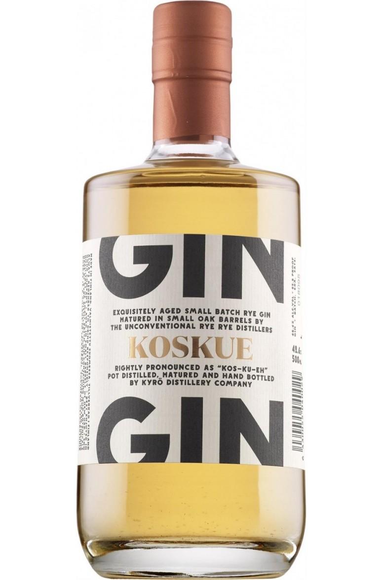 Koskue Barrel Aged Kyro Gin