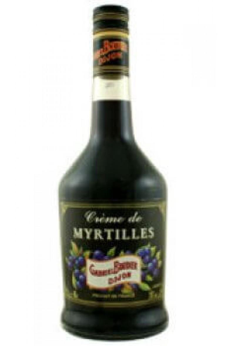 Creme de Myrtilles Gabriel Boudier