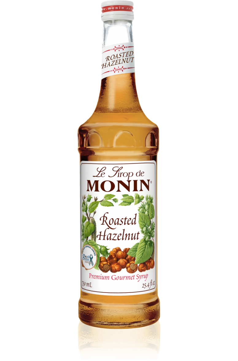Monin Roasted Hazelnut Syrup